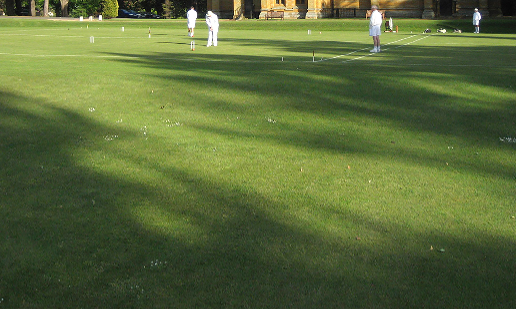 Northampton Croquet Club